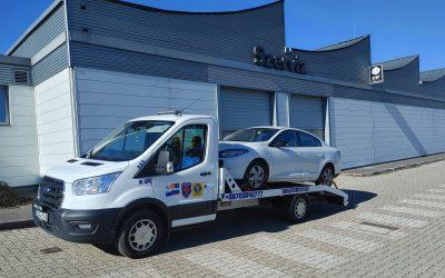Autómatrica és autódekoráció készítés a Taki autómentő részére
